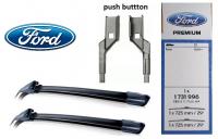 Щетки стеклоочистителя FORD 1731996 725/725мм комплект 2шт оригинал Ford Focus III 01.11-