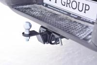 Фаркоп съемный квадрат Volkswagen Amarok  2010- PT Group 20011501 (фольцваген амарок тсу прицепное устройство пт групп)