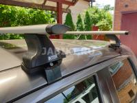Багажник на крышу Inter WING Renault Kaptur крыловидные поперечины (рено каптюр интер крыло)