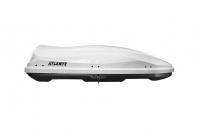 Автобокс багажный Atlant Diamond 351 White 350 литров 1350 х 750 х 400 мм (даймонд белый, атлант 8595)