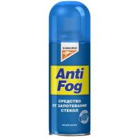 Спрей антизапотеватель для стекол KANGAROO Antifog (антизапотеватель окон) 320706, 200мл