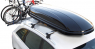 Автомобильный бокс MENABO Mania DUO 460 черный 198х79х37 см (автобокс багажный, менабо мания ME 355000)