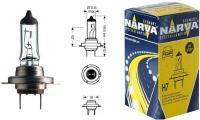 Галогенная лампа NARVA Standart H7 12V 55W 1шт, 48328