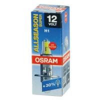 Галогенная лампа OSRAM All Season Н1 12V 55W +30% 1шт, 64150ALS