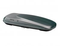 Автобокс Hapro Zenith 6.6 T 360L титан серый глянцевый 191 х 80 х 37 см (бокс багажный хапро зенит HP28770)