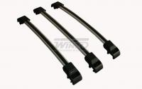 Поперечины для рейлингов низкие Winbo OE Style C242199A0 Great Wall Hover H5 3шт комплект (Грейт Вол Ховер, винбо)