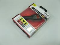 Разветвитель прикуривателя 12/24V Heyner 511600 2 USB 5V 1000 mA (адаптер, зарядка для телефона)