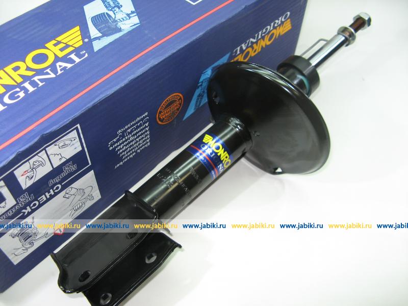 590de087c Амортизатор передний левый\правый Monroe Original G7369 (Largus, Logan,  Sandero стойка телескопическая амортизационная 543024989R)