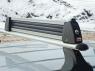 Крепление для лыж и сноубордов Amos Ski Lock 3 Silver (Амос серебро насадка на поперечины, лыжное крепление 3 пары лыж или 2 сноуборда)