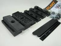 Комплект адаптеров багажника Атлант KIA Ceed (Киа Сид, для штатных мест адаптеры, опора тип C atlant 8741)