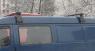 Багажник на водосток на высокую крышу усиленный Атлант Газель, Соболь (2 стойки + 2 балки, полукомплект) atlant 8925+8927