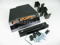 Комплект опор багажной системы Атлант УАЗ Хантер (стойки, опоры) atlant 8926