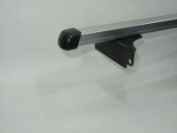 Багажник на крышу Атлант Chevrolet TrailBlazer 2012- с интегрированным рейлингом прямоугольные поперечины (1.26м) 8511 (Шевроле ТриалБлейзер, опора atlant)