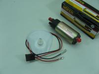 Насос топливный электрический Hofer HF830301 (ВАЗ 2110-2112, Приора, Калина, Нива бензонасос, мотор 21120-1139010-01)