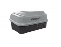 Автомобильный багажный бокс на фаркоп MENABO WI-BOX 330 (автобокс с функцией наклона, менабо вай бокс ME 210000)