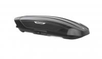 Автобокс Broomer Venture L черный матовый с центральным усилителем 1870 х 890 х 400 мм 430 л (бокс на крышу брумер вентур 146.02)