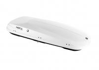 Автобокс Hapro Zenith 6.6 W 360L белый глянцевый 191 х 80 х 37 см (бокс багажный хапро зенит HP26200)
