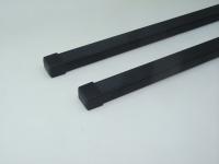 Комплект дуг прямоугольных ЕВРОДЕТАЛЬ ED7-235S УНИВЕРСАЛ 2 шт длина 1.35 м (поперечины с пазом сталь, ED)