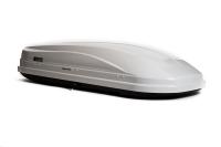 Бокс автомобильный багажный Евродеталь Магнум 420 белый глянец 1990х740х420 мм (автобокс Magnum быстросъемный механизм крепления ED5-062B)