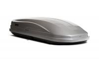 Бокс автомобильный багажный Евродеталь Магнум 420 серый глянец 1990х740х420 мм (автобокс Magnum быстросъемный механизм крепления ED5-053B)