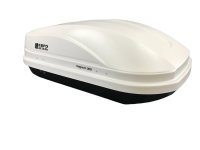 Бокс автомобильный багажный Евродеталь Магнум 300 белый карбон 1250х780х420 мм (автобокс Magnum ED5-019B)
