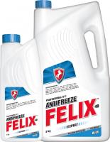Антифриз Antifreeze FELIX Expert G11 1л готовый, синий