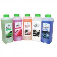Активная пена GRASS Active Foam Pink (цветная пена розовая) 113120, 1л