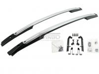 Рейлинги на крышу продольные Winbo OE Style PW007831 Honda CRV 2012+ серебро (Хонда СРВ, винбо)