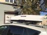 Автобокс Broomer Venture L белый глянец 1870 х 890 х 400 мм 430 л (бокс на крышу брумер вентур 136.01)
