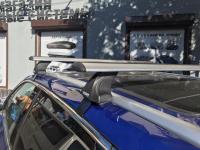 Багажник на крышу Атлант Haval F7 2019-  крыловидные аэродинамические поперечины 1.26м (Хавэйл ф7, опора тип E atlant)