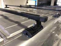 Комплект перекладин для платформы грузовой ЕвроДеталь ED2-224C Gazel Next 4шт (поперечины газель некст)