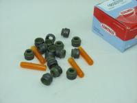 Колпачки маслосъемные Corteco 19030310 комплект 16шт (Лада 2112, 2170, 1118, 2190 16-кл двиг сальники клапанов 2112-1007026)