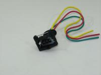 Разъем датчика скорости ЗАЗ 1103/Sens Cargen SQ-1045 (Славута, Сенс колодка датчика)