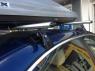Универсальный багажник для иномарок Муравей Д1 (691479) аэродинамические поперечины аэро классик (53мм) 1.3м (698881) на гладкую крышу, за дверной проем