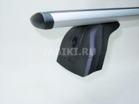 Багажник на крышу LUX Lada Niva 4x4 крыловидные аэродинамические поперечины на водостоки аэро-тревел 82мм 1.4м (Лада Нива, люкс)