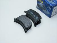 Колодки тормозные дисковые передние Dafmi Д110СМ комплект 4шт (Таврия Славута 1102 1105 1103, ЗАЗ 1102-3501090)