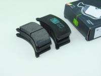 Колодки тормозные дисковые передние Trialli PF973 комплект 4шт (Таврия Славута 1102 1105 1103, ЗАЗ 1102-3501090)