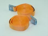 Ремень крепежный для груза Atlant 8966 комплект 2шт (лента фиксирующая, атлант)