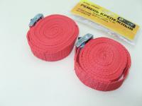 Ремень крепежный ЕвроДеталь ED5-002C комплект 2шт (лента фиксирующая с пряжкой, стяжка груза евродеталь)