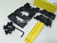 Комплект адаптеров багажника Евродеталь Hyundai Sonata 1998-2011 4 EF ED10-027 (хендай Соната на гладкую крышу кит адаптеры)
