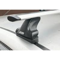 Багажник на крышу Inter WING Ford Focus II 2005-2010 хэтбек крыловидные поперечины (форд фокус интер крыло)
