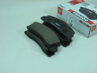 Колодки тормозные дисковые передние Ferodo FDB195 комплект 4шт (ВАЗ 2121-21214, 2123, Нива Chevrolet Niva 2121-3501090)