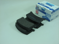 Колодки тормозные дисковые передние Fhinwalle V222 комплект 4шт (Таврия 1102, ЗАЗ 1102-3501090)