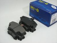 Колодки тормозные дисковые передние Sangsin S0P1243 комплект 4шт (Largus, Logan, Sandero 7711130078)