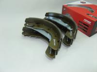 Колодки тормозные барабанные задние Fenox BP53023 комплект 4шт (Lanos, Nexia S4520003, 96430417)