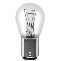 Лампа МАЯК P21/4W 12V 21/4W 1шт, 81214 (2-х контактная смещенный цоколь)