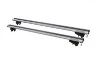 Багажник на крышу на интегрированные рейлинги MENABO Lince XL 135 см (рейлинг низкий, менабо линц ME 888000)