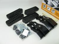 Комплект адаптеров багажной системы LUX Volkswagen Golf 2012-  697082 (фольцваген гольф, кит адаптеры люкс)