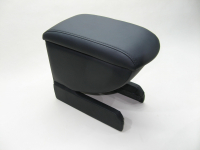 Подлокотник Line Vision для Honda Jazz 1 01-08 Люкс черный (Хонда Джаз, лайн вижн 19001ILB)