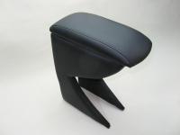 Подлокотник Line Vision для Hyundai Getz 2002-2011 Люкс черный (хендай гетц, лайн вижн 22007ILB)